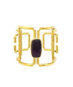 Anndra Neen   Deco Cuff Bracelet