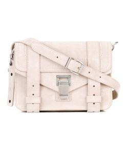 Proenza Schouler | Satchel Shoulder Bag Womens Calf Suede