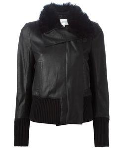 Ann Demeulemeester Blanche   Wool Collar Jacket
