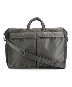 Porter-Yoshida & Co | Glossy Zip Up Tanker 2 Briefcase