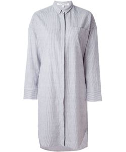 Valentine Gauthier   Striped Bedouin Oversized Shirt Dress