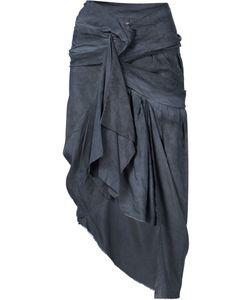 Vivienne Westwood Gold Label | Draped Asymmetric Skirt
