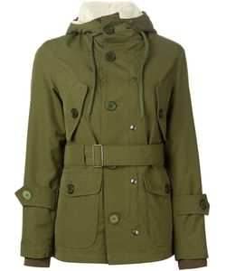 Equipe '70 | Hooded Military Jacket