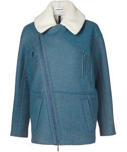 Koonhor | Faux Shearling Lined Jacket
