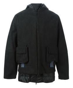 Berthold   Hooded Double Layer Jacket