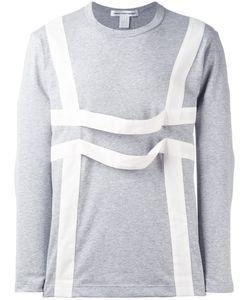 Comme Des Garçons | Shirt Straps T-Shirt Mens Size Small Cotton