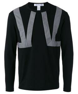 Comme Des Garçons | Shirt Geometric Print Longsleeved T-Shirt Mens Size Medium