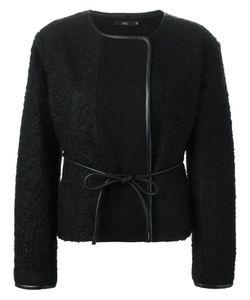 Stills | Belted Bouclé Knit Jacket