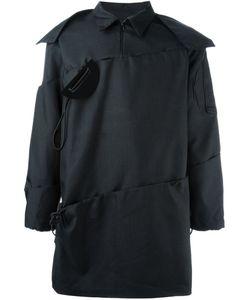 Klar | Hooded Windbreaker Jacket