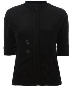 And Re Walker | Zipped Short Sleeve Top