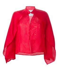 Sybilla | Silk Cape Jacket