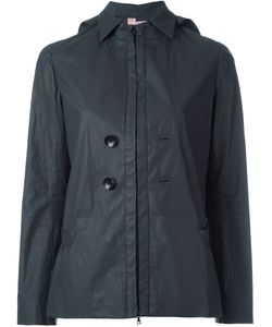 And Re Walker | Coated Hooded Jacket