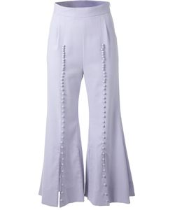 Taro Horiuchi | Front Button Flared Culottes