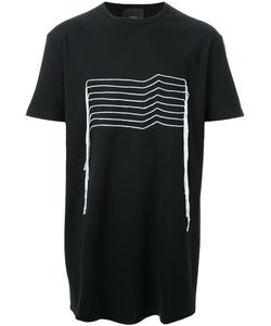 Thamanyah   Embroidered T-Shirt