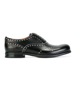 Church's | Lace Up Brogues Womens Size 37.5 Calf Leather/Leather/Rubber