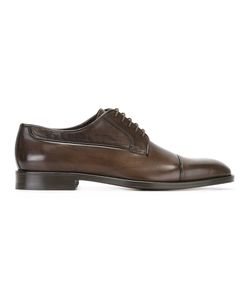 Canali | Classic Derby Shoes Mens Size 43 Leather