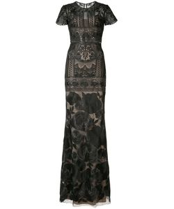 Marchesa Notte | Print Dress Womens Size 12 Nylon
