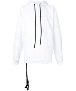 Unravel Project | Destroyed Effect Hoody Mens Size Large Cotton