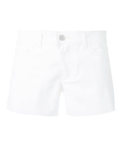 Julien David | Classic Shorts Womens Size Medium Cotton/Polyurethane