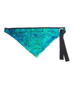 Judson Harmon | Sequin Bandana Adult Unisex Polyester/Acetate