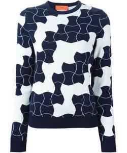 Coperni Femme | Intarsia Knit Sweater