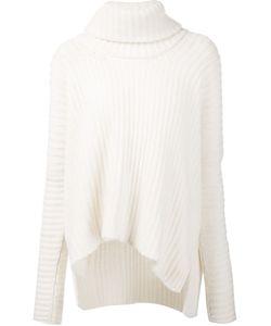 Urban Zen   Ribbed Roll Neck Sweater