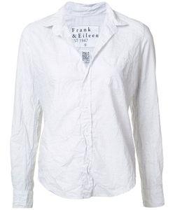 Frank & Eileen   Barry Shirt Womens Size Xs Cotton