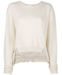 Lost And Found Rooms | Lost Found Rooms Shded Trim Jumper Womens Size Xs
