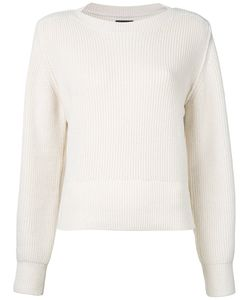 Isabel Marant | Ribbed Top Womens Size 40 Cotton/Wool/Polyester