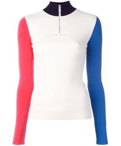 Alyx | Colour Block Jumper Womens Size Medium Polyester/Viscose