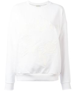 Each X Other | Back Print Sweatshirt Womens Size Small Cotton