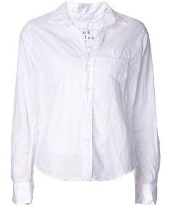 Frank & Eileen   Barry Shirt Womens Size Medium Cotton
