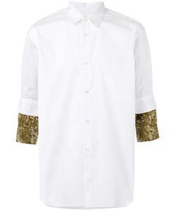 Comme Des Garçons | Shirt Camouflage Detail Shirt Mens Size Large