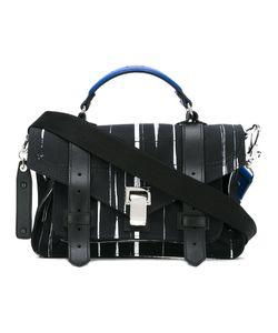 Proenza Schouler | Satchel Shoulder Bag Womens Calf Leather/Cotton