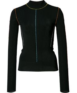 Christopher Kane | Fitted Cardigan Womens Size Xs Viscose/Polyester