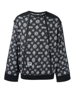 KTZ | Monogram Sweatshirt Adult Unisex Size Medium Cotton