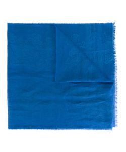 Etro | Plain Scarf Mens Cotton/Linen/Flax
