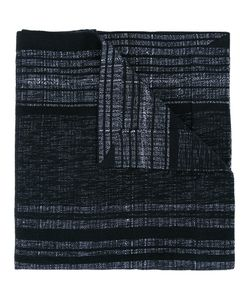 A New Cross | Artisanal Shawl With Magnet Fastening Mens Cotton/Viscose