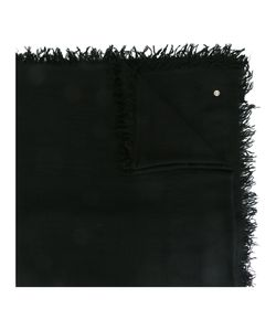 Ann Demeulemeester Blanche   Frayed Edge Scarf Cashmere