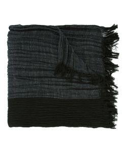 Issey Miyake   Woven Scarf Mens Silk/Linen/Flax/Cupro