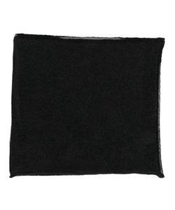Label Under Construction | Reversible Square Beanie Adult Unisex Cashmere/Virgin Wool