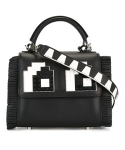 Les Petits Joueurs | Lego Detail Shoulder Bag Womens Leather