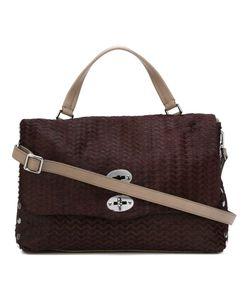 Zanellato   Medium Postina Satchel Womens Leather/Wool