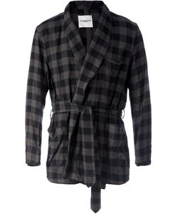 The Soloist | Checked Belted Shirt