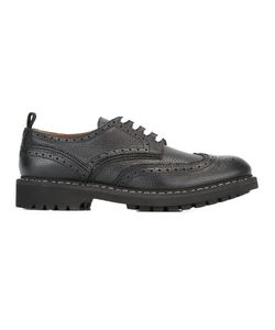 Givenchy | Contrast Lace Brogues Mens Size 40 Leather/Rubber