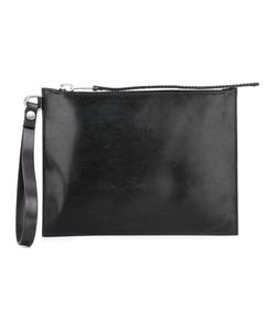 Rick Owens | Zipped Clutch Womens Horse Leather/Calf Leather