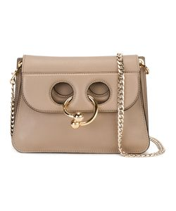J.W.Anderson | Ring Shoulder Bag Womens Calf Leather