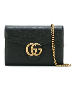 Gucci | Gg Marmont Chain Bag Womens Leather