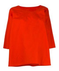 Daniela Gregis | Fla Blouse Womens Size 2 Cotton