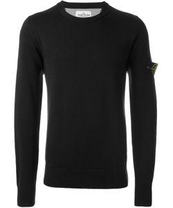 Stone Island   Crew Neck Sweatshirt Mens Size Small Cotton
